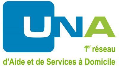 logo UNA 1er réseau d'aide et de services à domicile