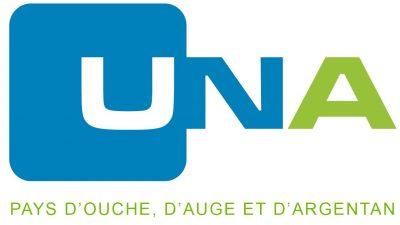 Logo UNA Pays d'Ouche, d'Auge et d'Argentan