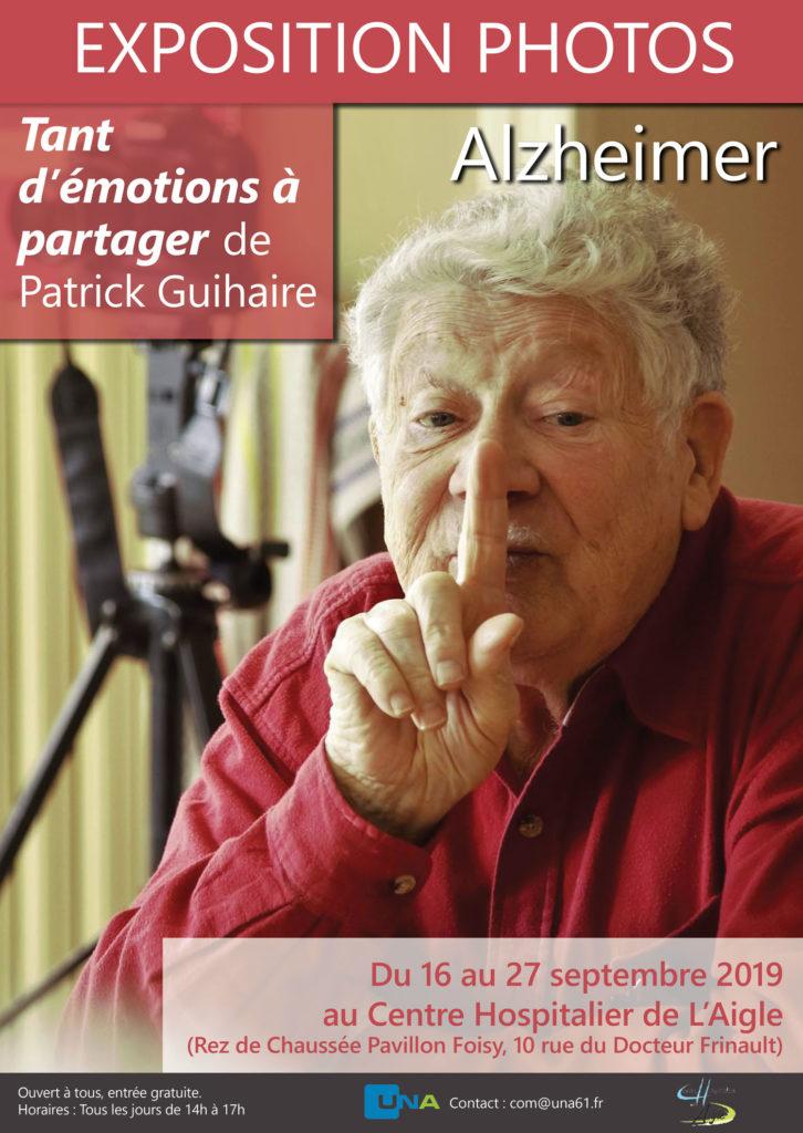 exposition Alzheimer L'Aigle